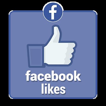 👍Real Facebook Post Likes/Likes no post
