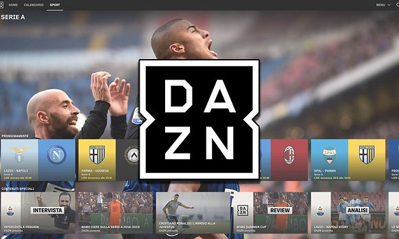 Dazn – Brazil / TV/MOVIES/SPORTS