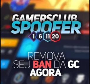 [UNBAN] Spoofer Gamers Club (promoção)