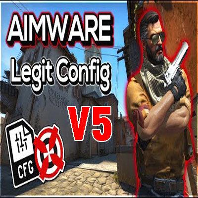 Aimware v5 Legit & Super Legit Config (OP)