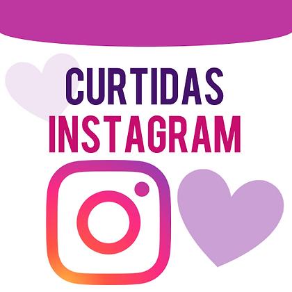 Instagram Curtidas Reais /3K Max - Super Rapido Barato