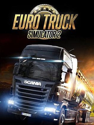 Euro Truck Simulator 2 Conta Stam | Full access