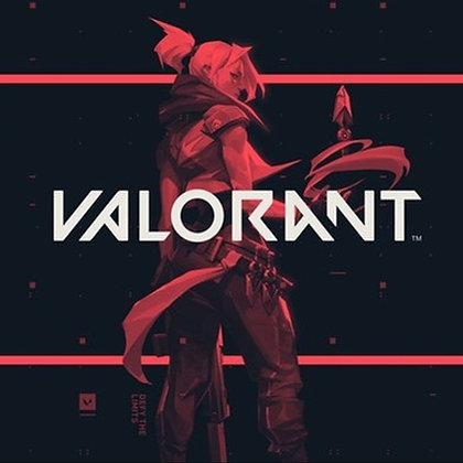 Contas de Valorant