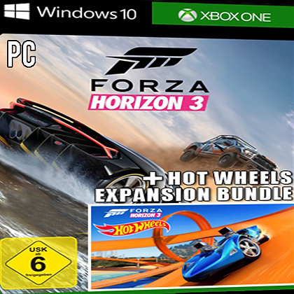 FORZA HORIZON 3 + HOT WHEELS DLC – MULTIPLAYER