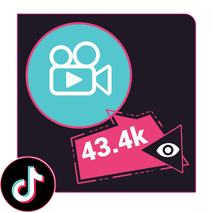 🚀 TikTok Video Views/Visualizações em videos