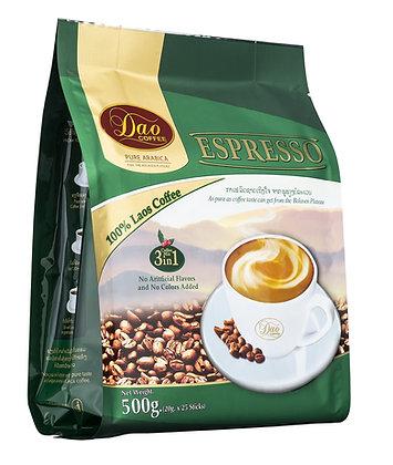 Dao Coffee 3in1 Espresso