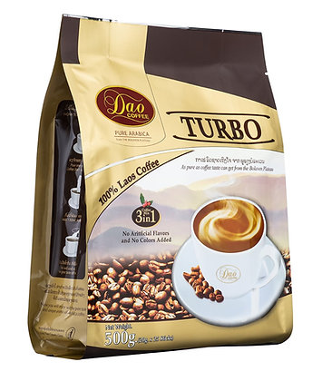 Dao Coffee 3in1 Turbo