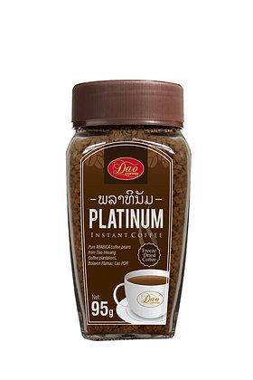 Dao Instant Coffee Platinum 95g.