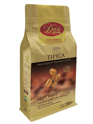 Tipica Whole Beans Coffee