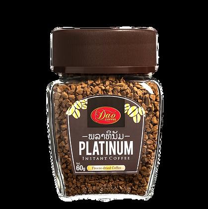 Dao Instant Coffee Platinum 60g.