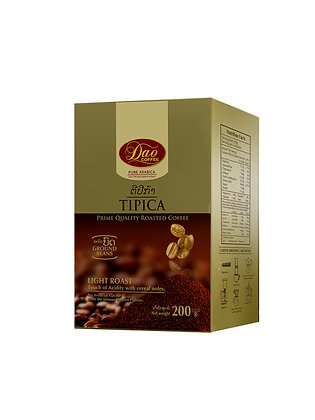 Tipica Ground Beans Coffee
