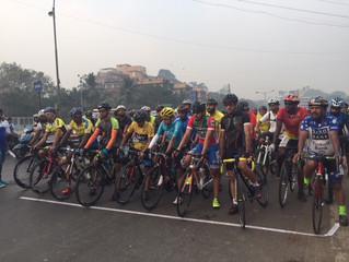 Riding Mumbai
