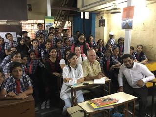 A Mumbai Learning Experience