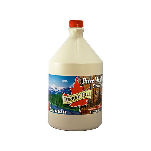 Grade A dark maple syrup (4l)