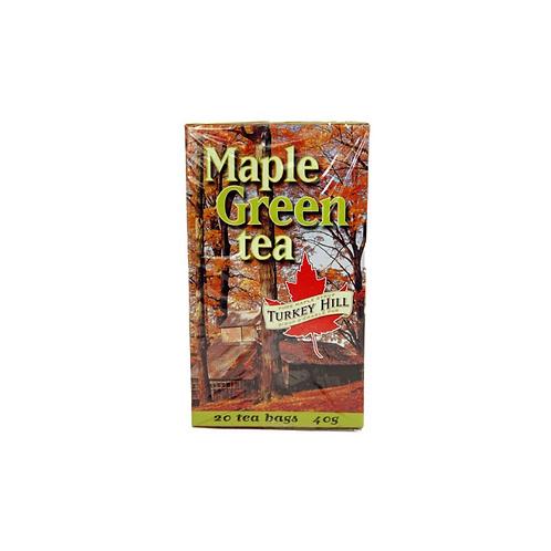 Thé vert à l'érable ( 20 satchets )
