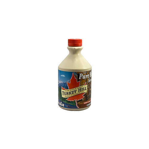Grade A dark maple syrup (1L)