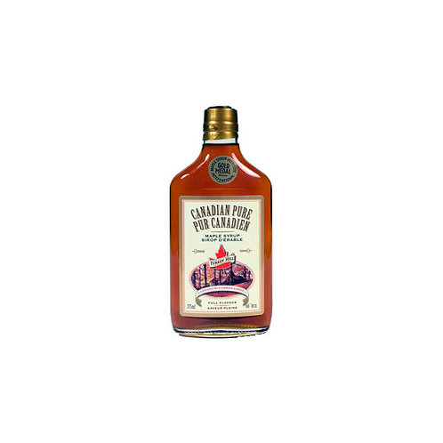 Grade A dark maple syrup (375ml)