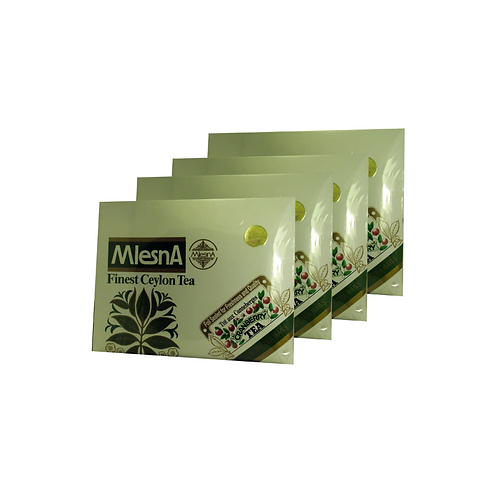 Mlesna Ceylon Tea (200 bags per box)