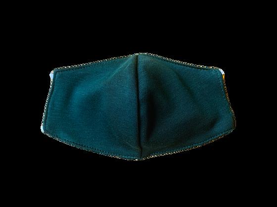 Mascarilla adulto Verde Pino