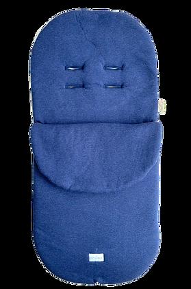 Funda coche invernal Azul