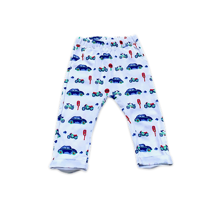 Pantalón Noah Traffic Blue