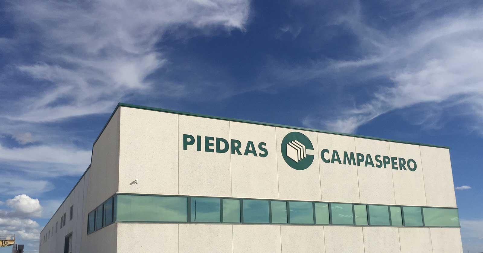 logotipo de PIEDRAS CAMPASPERO SA