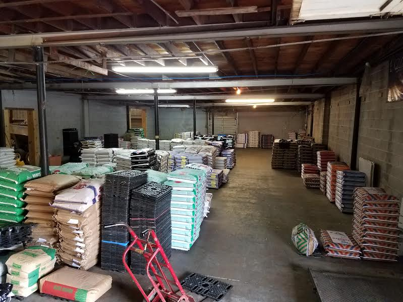 whouse pallets
