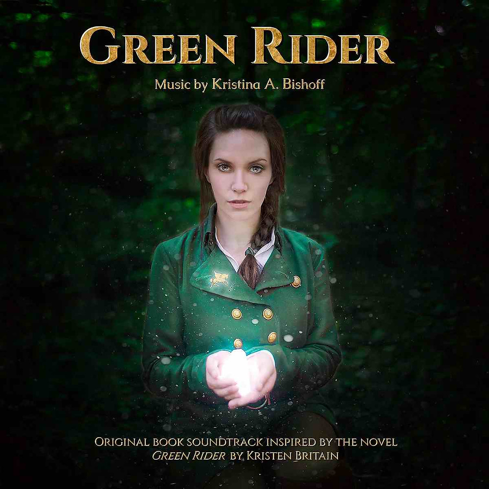 Green Rider Album Art