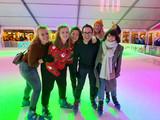 Ice Skating in Scheveningen