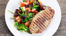 La carne de cerdo es deliciosa y nutritiva