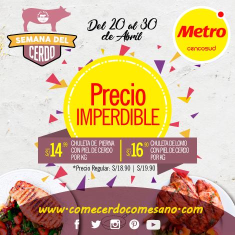 Precio Imperdible | METRO