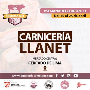 SEMANA DEL CERDO 2021 - CARNICERIA LLANE