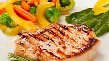 Buen ejercicio, buena dieta, buenos músculos