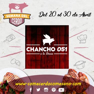 CHANCHO 051