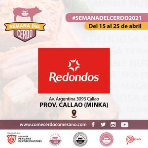 SEMANA DEL CERDO 2021 - REDONDOS - MINKA
