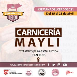 SEMANA DEL CERDO 2021 - CARNICERIA MAYLI