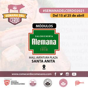 SEMANA DEL CERDO 2021 - SALCHICHERIA ALE