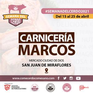 SEMANA DEL CERDO 2021 - CARNICERIA MARCO