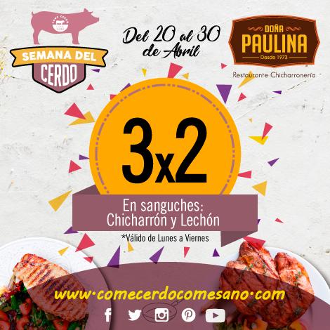 3 X 2 | DOÑA PAULINA