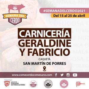 SEMANA DEL CERDO 2021 - CARNICERIA GERAL