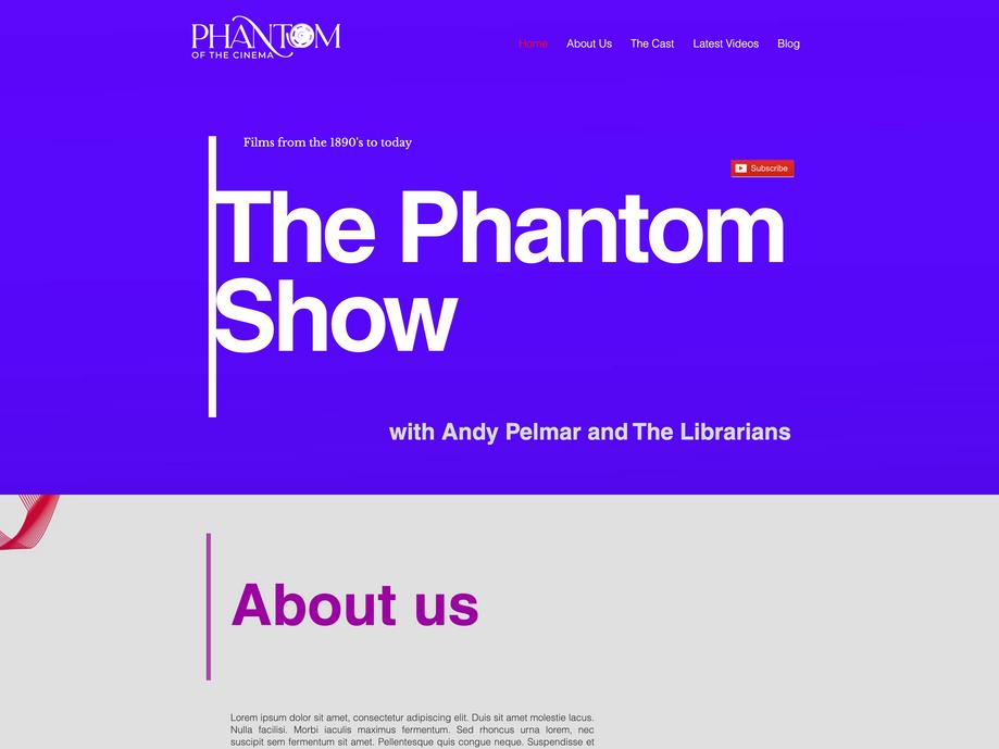 Phantom Cinema