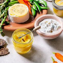 Claudia's Charcuterie Kitchen - Charcuterie Kit Lemon Preserve