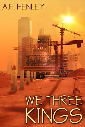 We Three Kings by A.F. Henley
