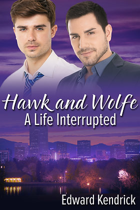 Hawk and Wolfe by Edward Kendrick