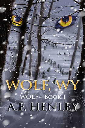 Wolf, WY [Wolf 1] by A.F. Henley
