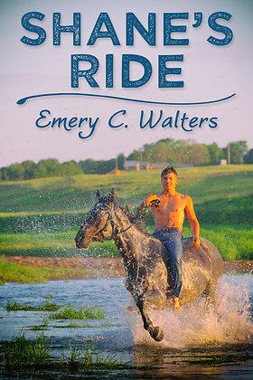 Shane's Ride by Emery C. Walters