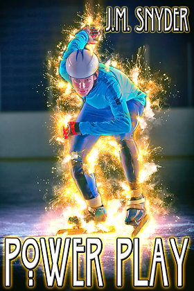 Power Play by J.M. Snyder