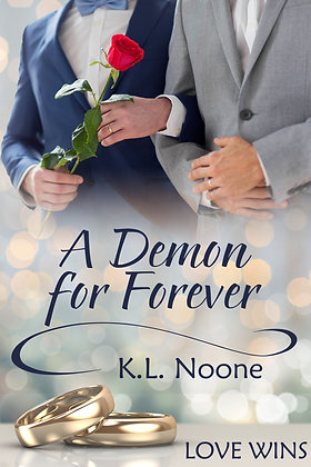 A Demon For Forever by K.L. Noone