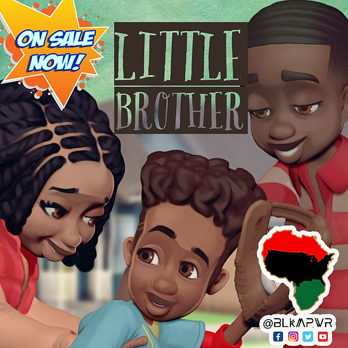 Little Brother Song by Lil Swervz