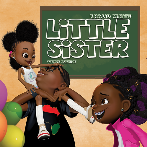 Little Sister **Softcover**